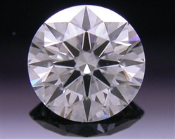 0.512 ct G VS2 A CUT ABOVE® Hearts and Arrows Super Ideal Round Cut Loose Diamond