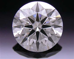0.524 ct G SI1 A CUT ABOVE® Hearts and Arrows Super Ideal Round Cut Loose Diamond