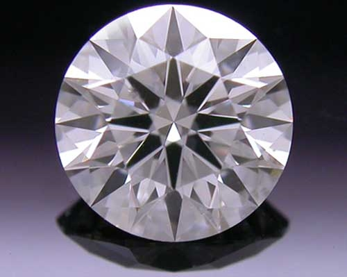 0.51 ct H SI2 A CUT ABOVE® Hearts and Arrows Super Ideal Round Cut Loose Diamond