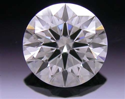 0.513 ct H SI2 A CUT ABOVE® Hearts and Arrows Super Ideal Round Cut Loose Diamond