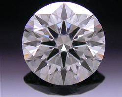 0.521 ct I VS2 A CUT ABOVE® Hearts and Arrows Super Ideal Round Cut Loose Diamond
