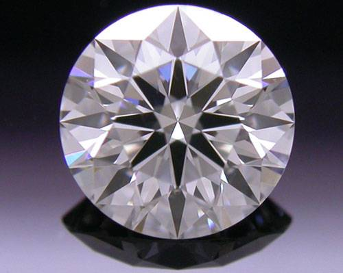 0.51 ct I VS2 A CUT ABOVE® Hearts and Arrows Super Ideal Round Cut Loose Diamond