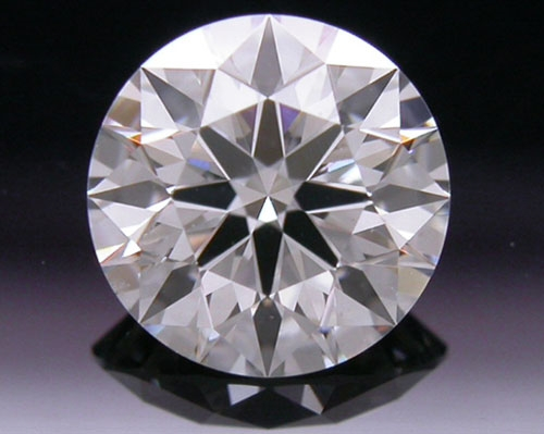 0.613 ct I SI2 A CUT ABOVE® Hearts and Arrows Super Ideal Round Cut Loose Diamond