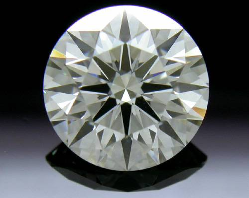1.512 ct J VS1 A CUT ABOVE® Hearts and Arrows Super Ideal Round Cut Loose Diamond