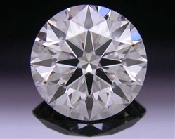 0.807 ct G SI1 A CUT ABOVE® Hearts and Arrows Super Ideal Round Cut Loose Diamond
