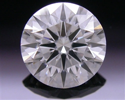 0.756 ct G VS2 A CUT ABOVE® Hearts and Arrows Super Ideal Round Cut Loose Diamond
