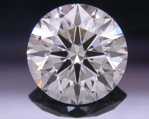 0.837 ct I VVS1 Expert Selection Round Cut Loose Diamond