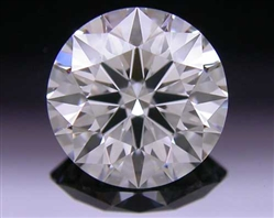 0.777 ct I VS1 A CUT ABOVE® Hearts and Arrows Super Ideal Round Cut Loose Diamond