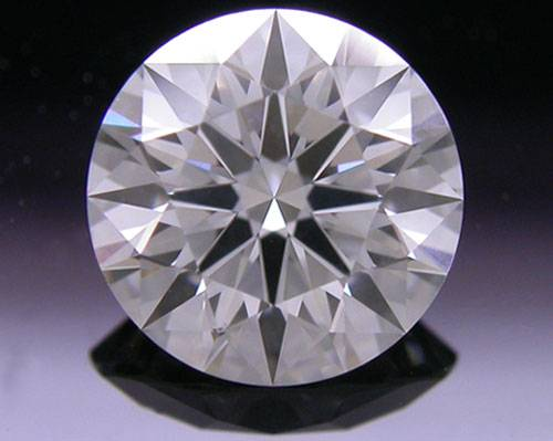 0.764 ct I VS2 A CUT ABOVE® Hearts and Arrows Super Ideal Round Cut Loose Diamond