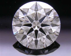 0.812 ct E SI1 A CUT ABOVE® Hearts and Arrows Super Ideal Round Cut Loose Diamond