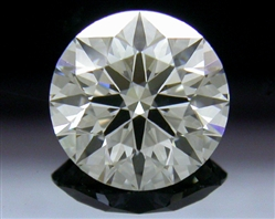 1.208 ct H VS1 A CUT ABOVE® Hearts and Arrows Super Ideal Round Cut Loose Diamond
