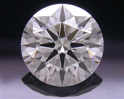 1.232 ct I VS1 A CUT ABOVE® Hearts and Arrows Super Ideal Round Cut Loose Diamond