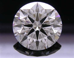 2.062 ct H SI1 A CUT ABOVE® Hearts and Arrows Super Ideal Round Cut Loose Diamond
