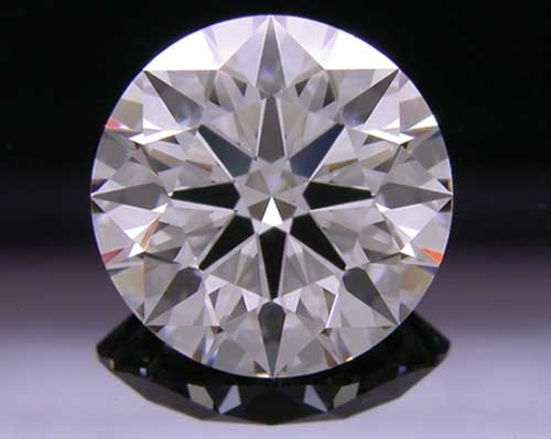1.534 ct F VS1 A CUT ABOVE® Hearts and Arrows Super Ideal Round Cut Loose Diamond