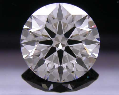 1.581 ct H VS2 A CUT ABOVE® Hearts and Arrows Super Ideal Round Cut Loose Diamond
