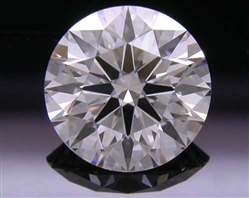 1.211 ct E VS1 A CUT ABOVE® Hearts and Arrows Super Ideal Round Cut Loose Diamond