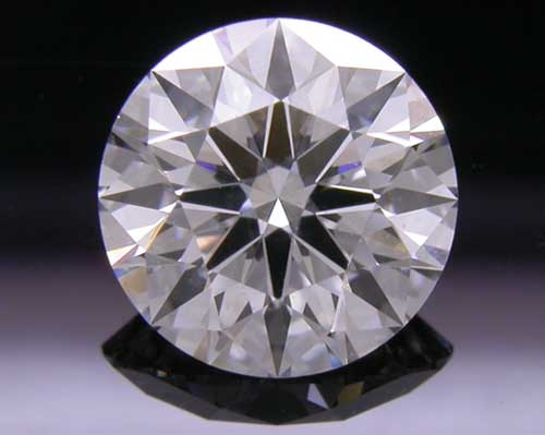 1.243 ct F SI2 A CUT ABOVE® Hearts and Arrows Super Ideal Round Cut Loose Diamond