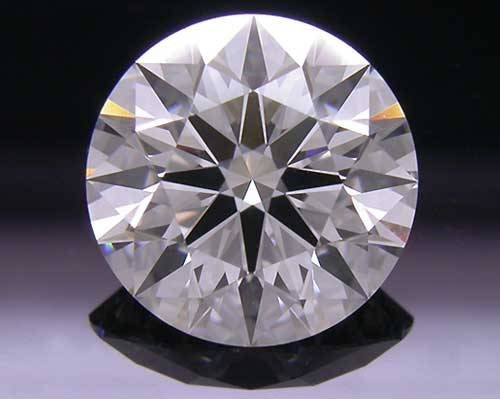 1.311 ct F VS1 A CUT ABOVE® Hearts and Arrows Super Ideal Round Cut Loose Diamond