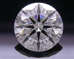 1.206 ct F VS2 A CUT ABOVE® Hearts and Arrows Super Ideal Round Cut Loose Diamond