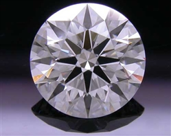 1.234 ct G SI1 A CUT ABOVE® Hearts and Arrows Super Ideal Round Cut Loose Diamond