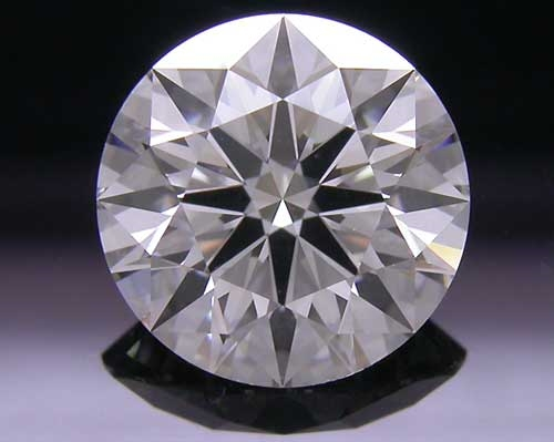 1.282 ct H VS1 A CUT ABOVE® Hearts and Arrows Super Ideal Round Cut Loose Diamond