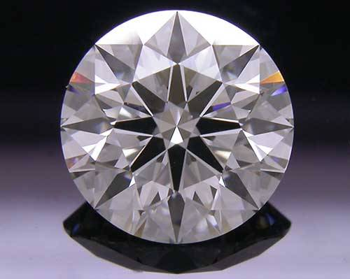 1.31 ct I VS1 A CUT ABOVE® Hearts and Arrows Super Ideal Round Cut Loose Diamond
