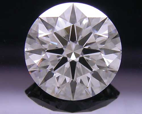 1.251 ct H VS2 A CUT ABOVE® Hearts and Arrows Super Ideal Round Cut Loose Diamond