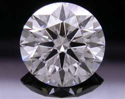 1.20 ct I SI1 A CUT ABOVE® Hearts and Arrows Super Ideal Round Cut Loose Diamond
