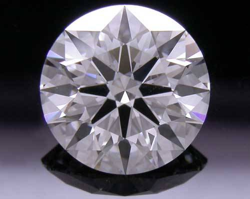 1.011 ct D VS1 A CUT ABOVE® Hearts and Arrows Super Ideal Round Cut Loose Diamond