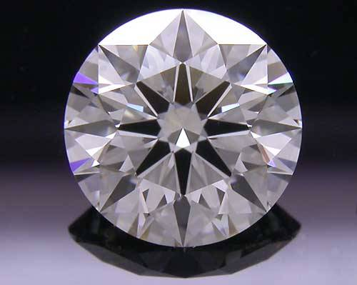 1.007 ct G VS1 A CUT ABOVE® Hearts and Arrows Super Ideal Round Cut Loose Diamond
