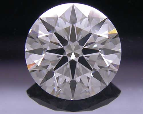 1.013 ct G VS1 A CUT ABOVE® Hearts and Arrows Super Ideal Round Cut Loose Diamond