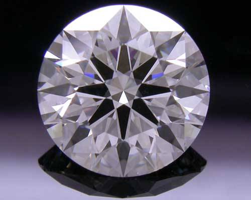1.045 ct F VS2 A CUT ABOVE® Hearts and Arrows Super Ideal Round Cut Loose Diamond