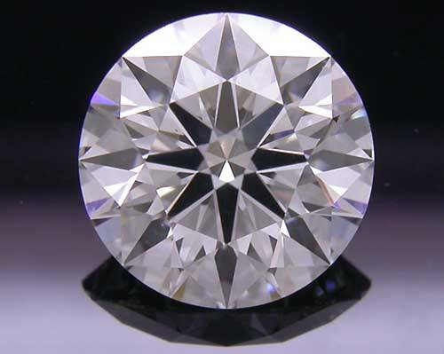 1.064 ct G SI1 A CUT ABOVE® Hearts and Arrows Super Ideal Round Cut Loose Diamond