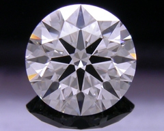 1.055 ct G VVS2 A CUT ABOVE® Hearts and Arrows Super Ideal Round Cut Loose Diamond