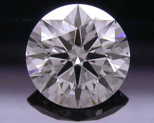 1.115 ct H VS1 A CUT ABOVE® Hearts and Arrows Super Ideal Round Cut Loose Diamond
