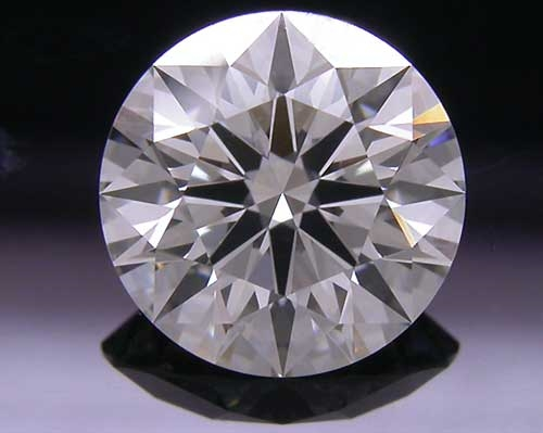 1.156 ct I VS1 A CUT ABOVE® Hearts and Arrows Super Ideal Round Cut Loose Diamond