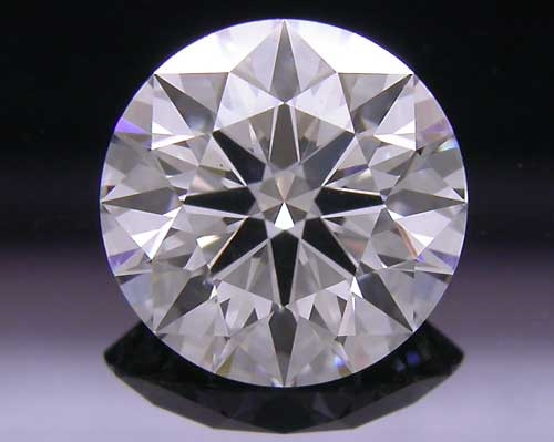 1.095 ct I VS1 A CUT ABOVE® Hearts and Arrows Super Ideal Round Cut Loose Diamond