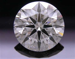 0.998 ct I VS1 A CUT ABOVE® Hearts and Arrows Super Ideal Round Cut Loose Diamond