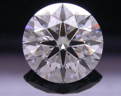 1.177 ct E SI1 A CUT ABOVE® Hearts and Arrows Super Ideal Round Cut Loose Diamond