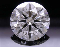 1.045 ct D SI1 A CUT ABOVE® Hearts and Arrows Super Ideal Round Cut Loose Diamond