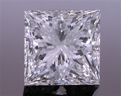 1.505 ct F VS2 Expert Selection Princess Cut Loose Diamond