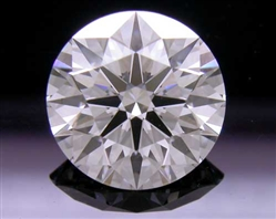 1.595 ct G VS1 A CUT ABOVE® Hearts and Arrows Super Ideal Round Cut Loose Diamond
