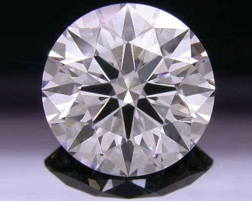 1.49 ct G VS2 A CUT ABOVE® Hearts and Arrows Super Ideal Round Cut Loose Diamond