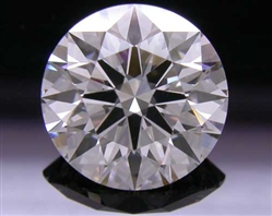1.66 ct H SI1 A CUT ABOVE® Hearts and Arrows Super Ideal Round Cut Loose Diamond