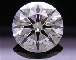 1.55 ct H VS2 A CUT ABOVE® Hearts and Arrows Super Ideal Round Cut Loose Diamond