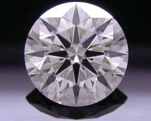 1.29 ct F VS2 A CUT ABOVE® Hearts and Arrows Super Ideal Round Cut Loose Diamond