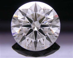 1.26 ct G SI1 A CUT ABOVE® Hearts and Arrows Super Ideal Round Cut Loose Diamond