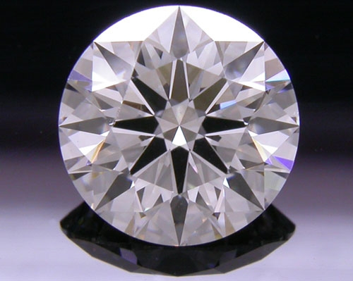 1.36 ct G VS1 A CUT ABOVE® Hearts and Arrows Super Ideal Round Cut Loose Diamond