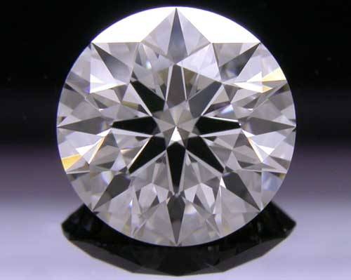 1.24 ct H SI1 A CUT ABOVE® Hearts and Arrows Super Ideal Round Cut Loose Diamond