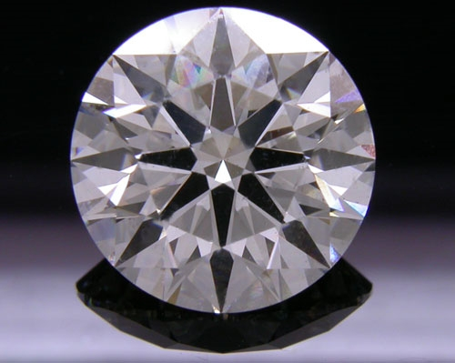 3.29 ct I SI2 A CUT ABOVE® Hearts and Arrows Super Ideal Round Cut Loose Diamond